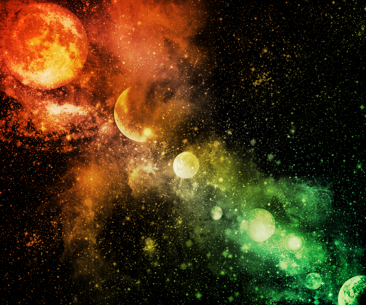 Our Amazing Solar System (page 2) - Pics about space