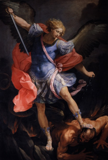 https://linguaggioceleste.files.wordpress.com/2014/01/the-archangel-michael-defeating-satan-1635.jpg?w=453&h=668